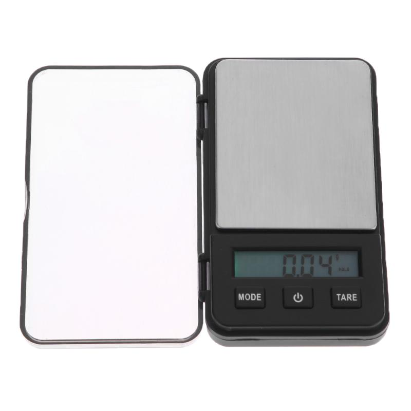 200g/0.01g Mini Pocket Scales Electronic Digital High Precision Jewelry Diamond Gem Carat Scale