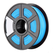 Glow in the Dark Spool of 3D Printer Filament 1Kg/2.2lbs With Tolerances: +/-0.02mm NO Air Bubbles (ABS 3.0 MM)(China)