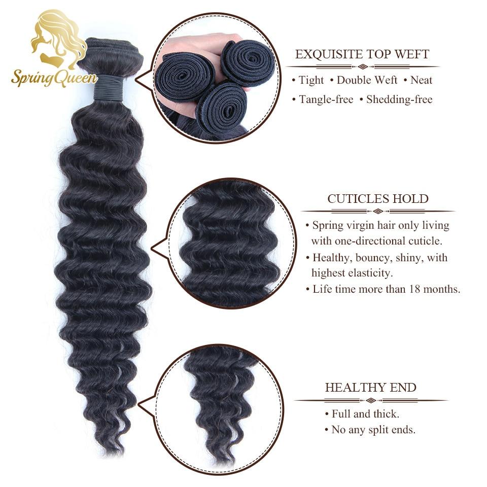Grade 7A Curly Virgin Hair Indian Hair Unprocessed Indian Virgin Hair Curly Cheap Deep Wave Hair Weave Bundles 8-30 Inch<br><br>Aliexpress
