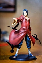 Huong Anime Figure 18 CM Naruto ITACHI UCHIHA PVC Action Figure Collectible Model Doll Toy Gifts