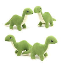 1 PCS Factory Price Stuffed Dolls Fot Boys Girls Green Dinosaur Plush Toys Christmas Gift Plush Animals Hot Sell