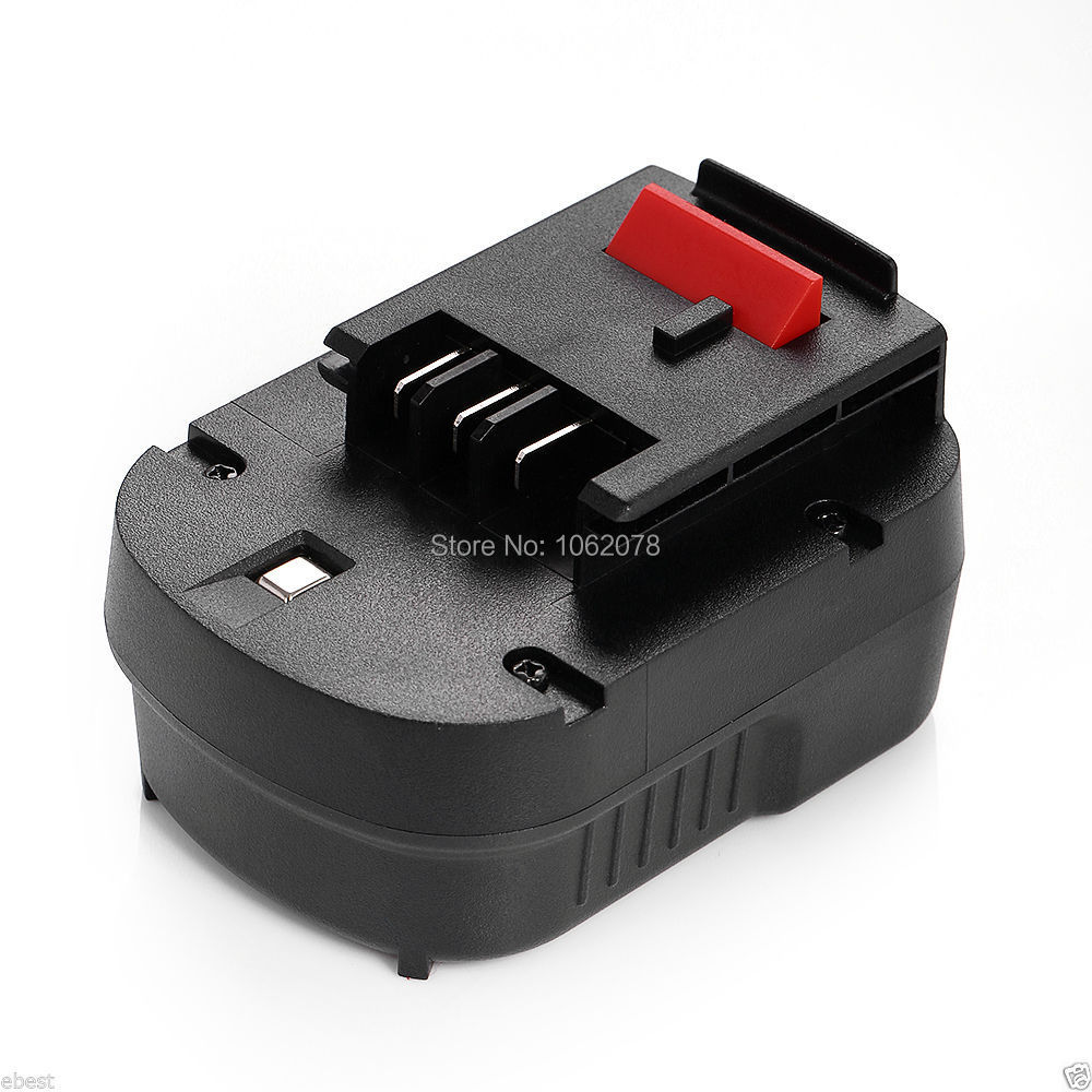 Replacement for BLACK &amp; DECKER A1712 Battery 12 V 3000 mAh Ni-MH batteries A1712 FS120B FSB12 499936-34 499936-35 A144EX HPB14<br><br>Aliexpress