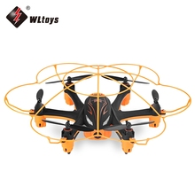 WLtoys Q383 -A Mini RC Drone 720P Full HD Camera RTF 5.8G FPV Quadcopter Headless Mode One Key Return 3D 360 Flip Altitude Hold