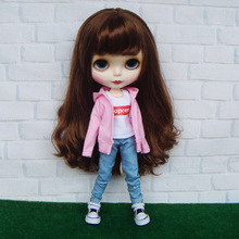 1PCS 1/6 Causal Sport Coat for Blyth Doll Clothes Accessories(China)