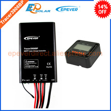 15A 15amp solar panel 12v 24v charger controller MPPT tracking series new Tracer3906BP MT50 remote meter not for lithium battery