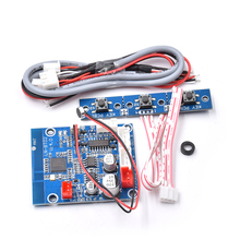 Bluetooth 4.0 Audio Receiver Board Wireless Stereo Sound Module 7-30V Anti Receive Automtic Switch For Car Phone(China)