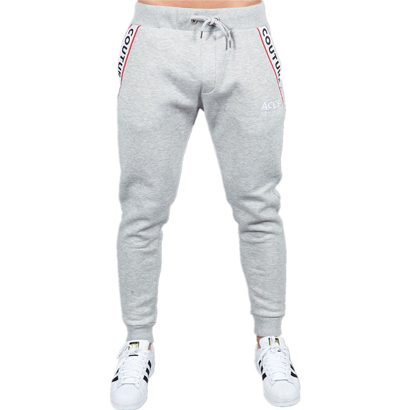 New boutique Brand Gyms Fitness Mens Joggers Casual Men Sweatpants Joggers Trousers Sporting Clothing Bodybuilding Pants men 11