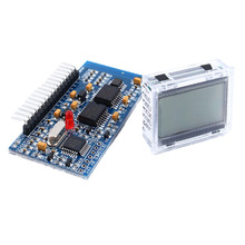 "Pure Sine Wave Inverter Driver Board ""EG8010 + IR2110""Driver Module With LCD For Uninterruptible Power Supply UPS System Driving"