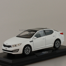 2011 Free Shipping! 2012 1/38 White KIA MOTORS K5 OPTIMA Diecast Metal Mini Car 1:38 Scale Model Toys 3 Colors Available