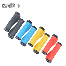 MTB Grips Non-slip Mountain Bikes Folding Bicycles Grip Handlebar Handle Cover Parts