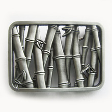 Retail Distribute Bamboo Belt Buckle BUCKLE-CH006 Free Shipping