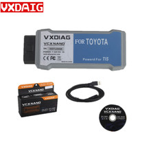 VXDIAG VCX NANO for TOYOTA TIS Techstream V10.30.029 Compatible with SAE J2534 VXDIAG for TOYOTA Techstream Scan Tool(China)