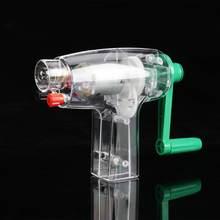 75cfe1d3494 Manual de mecânica de alimentação de emergência 6.3 VABS unidade manivela  manual do gerador gerador