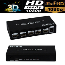 4K HDMI Splitter 1X8,1X4,1X2 HDMI 1 in 4 out 1 in 8 out 1 in 2 out up to 3840X2160P/30HZ HDMI 1.4V 3D&1080P for PS4,STB,DVD..(China)