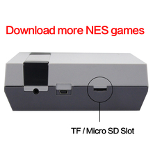 Mini Dendy DANDY Retro 8 bit Video TV Electronic 30 Game Console Game Player To TV nes Classic Edition Download Micro SD/TF Card(China)