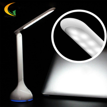 Touch 256 color reading lamp LED Folding Desk Lamp Study Using Eyes Protecting LED Table Light Rechargeable Desk Light Colorful