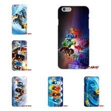Accessories Phone Cases Covers iPhone X 4 4S 5 5S 5C SE 6 6S 7 8 Plus lego ninjago