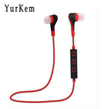 Stereo Bluetooth Headset Universal Wireless Headphones Wireless Sport Bluethooth Earphone for Iphone 6 Samsung HTC Xiaomi(China)