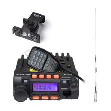 Zastone MP300 ZT-MP300 VHF 136-174 MHz UHF 400-520 MHz Dual Band 10km Walkie Talkie Car Bus Radio Transceiver Mobile Radio(China)