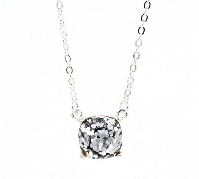 Silver-Plated-14-glitter-colors-choker-square-dot-necklace-small-cute-shinny-color-pendant-necklace-for.jpg_640x640 (12)