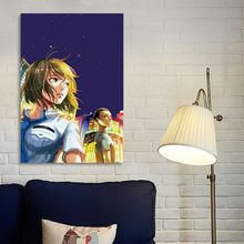diy oil painting Chinese thriller cartoon poster digital paint by numbers drawing practice diy digital painting gift for youth