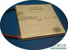 High temperature industrial Seebeck thermoelectric power generation chip TEG1-241-1.4-1.2 55 * 55mm high-tech