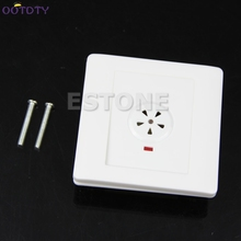 2-Wire System Sound Motion PIR Sensor Light Wall Mount Control Touch SwitchFreeshipping(China)