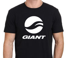 Giant Bicycles Logo T-SHIRT Men's Size:S-M-L-XL-XXL Streetwear Funny Print Clothing Hip-Tope Mans T Shirt Tops Tees