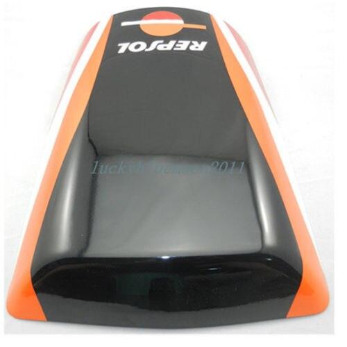 New Black Orange Rear Seat Cover Cowl for HONDA CBR 900RR 929 2000-2001<br>