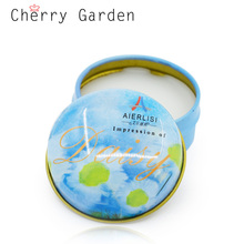 Portable Solid Perfume 15ml for Men Women Original Deodorant Non-alcoholic Fragrance Cream MH011-24