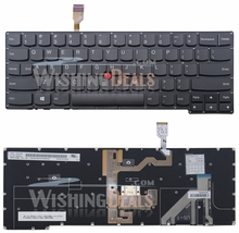 NEW For Lenovo Thinkpad X1 carbon Gen 2 2nd 20A7 20A8 Keyboard Backlit US No Frame