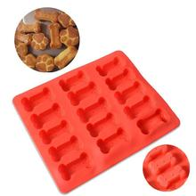 Silicone Food Grade Cake Mold Mats Puppy Dog Paws Silicone Baking Mold Biscuit making chocolate and ice molds 2017 hot sale