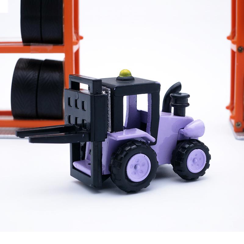 bob the builder Diecast Trix Forklift3