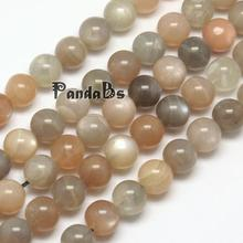 "Buy Natural Moonstone Beads Strands, Round, Moonstone, 8mm, Hole: 1mm; 48pcs/strand, 15.7"" for $33.95 in AliExpress store"