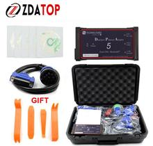 ZOLIZDA arrival dearborn dpa 5 dual Auto Heavy Duty Truck tool without bluetooth DPA5 better than NEXIQ USB Link Lowest Price