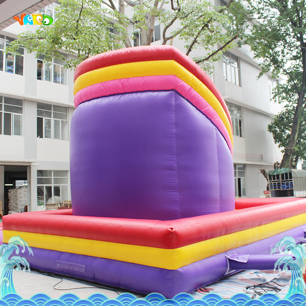 9248 inflatable water slide 2