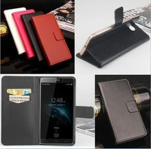 DOOGEE DG280 leather case protective phone cover Big Discount flip case for Doogee dg 280(China)
