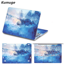 Buy 2017 New Full Set Painting Laptop Sticker Xiaomi Air 12 13 Notebook Vinyl Decal Skin Xiaomi mi Air 12.5 13.3 Laptop Skin for $18.66 in AliExpress store