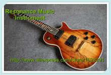 New Arriavl China Dragon Inlay LP Electric Guitar Ebony Fretboard Custom Guitar & Kit Available