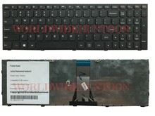 High quality laptop keyboard for Lenovo Ideapad Z50-70 US layout Black color without Backlit 100% Fully Tested&Working great(China)