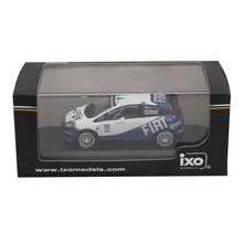 IXO 1:43 Scale Fiat Punto S2000 ERG Models Cars For Collectors Diecast Toys Hobbies(China)