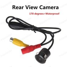 best selling 170 degree view angle Car Auto Rear View Camera Anti-Fog Glass parking reversing camera Waterproof