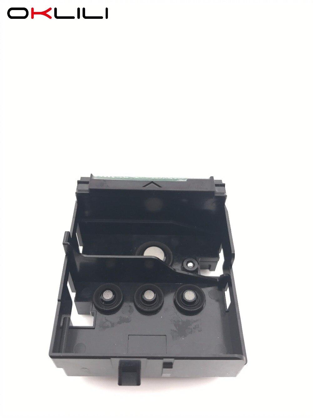 OKLILI ORIGINAL QY6-0052 QY6-0052-000 Printhead Print Head Printer Head for Canon PIXUS 80i i80 iP90 CF-PL90 PL95 PL90W PL95W<br>