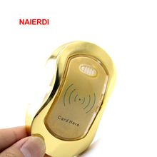 NAIERDI Smart RFID Digital Lock Sauna Locks For Spa Swimming Pool Gym Electronic Cabinet Lock Lockers Lock With Master Key