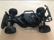XRS body dust cover anti stone water splash for TRAXXAS 1/10 FIESTA NOS Deegan (car exclude)
