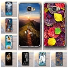 "Luxury Soft TPU Case For Samsung Galaxy A5 (2016) A510 A510F 5.2"" Silicone Cover for Samsung A5 6/A510F A510M A510f 5.2""Case Bag"