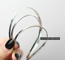 silver DIY  hair band   For BJD1/6 YOSD,1/4  Doll  Accessories  photography tool