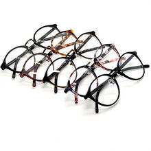 Fashion Optical Glasses Frame Glasses With Clear Glass Men Women Brand Round Clear Transparent Women's Glasses Frames