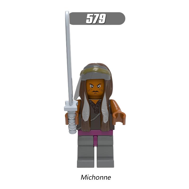 XH579-MIchonne
