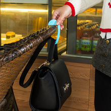 Fashion creative gifts Bag Portable Desktop bag hooks can carry 15KG of high-strength hook Bag